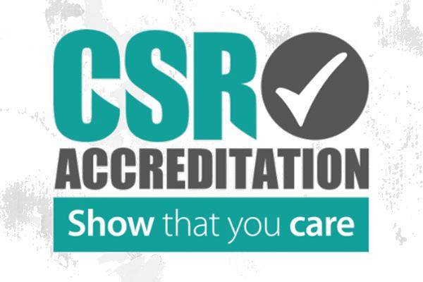 The CSRA Logo