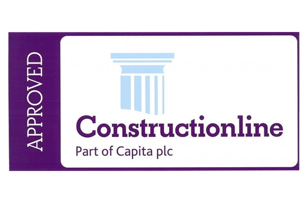 The Construction Line Logo