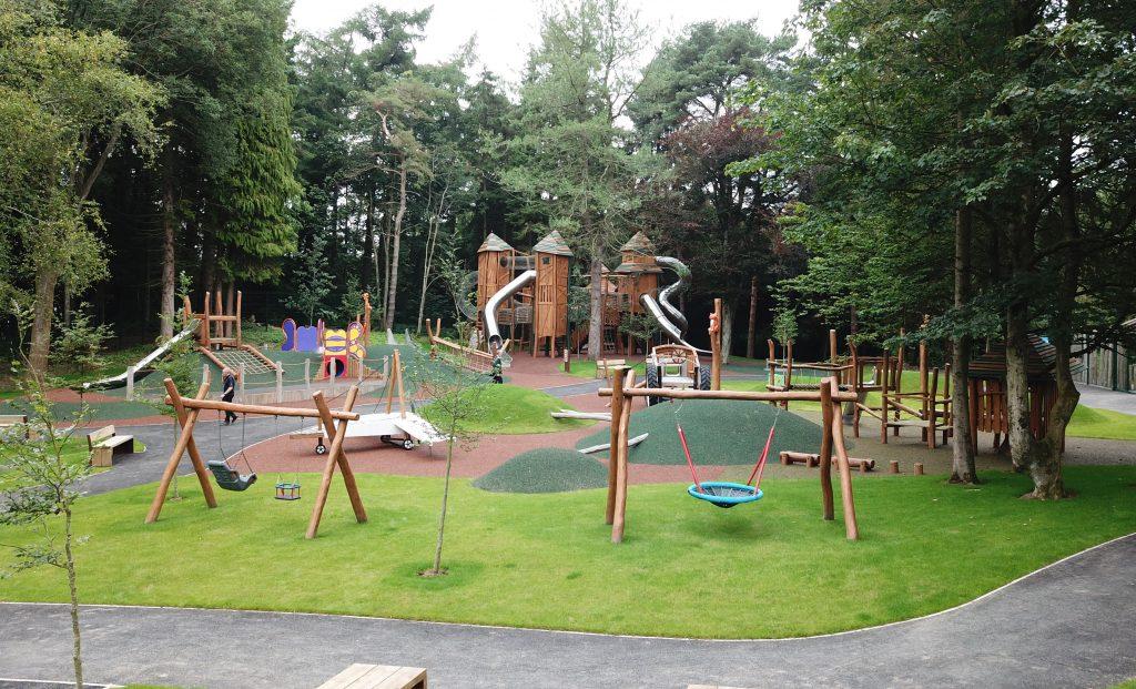 Hillsborough Forest Park Play Area