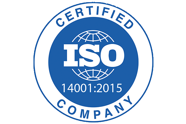 The ISO 14001 2015 Logo