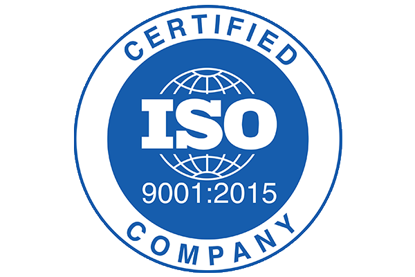 The ISO 9001 2015 Logo