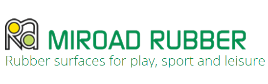The Miroad rubber Logo