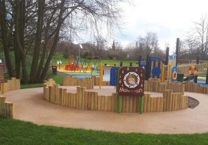Childrens play park