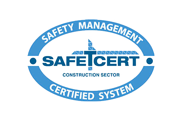 The Safe Cert Logo