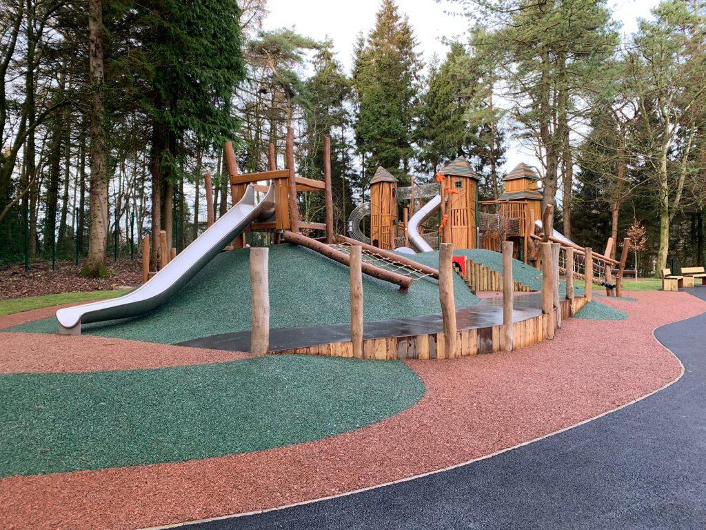 Hillsborough Forest Park Mound