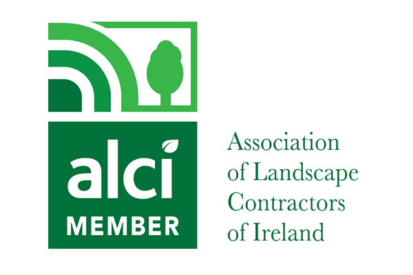 The Association of Landscape Contractors of Ireland Logo